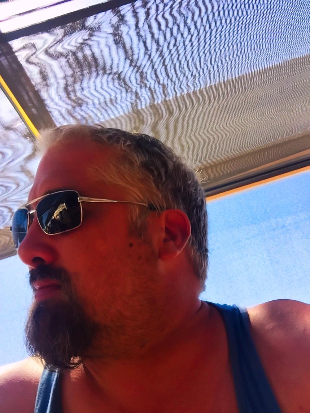 Am Meer auf Thassos